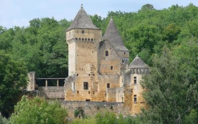 Le château de Commarque