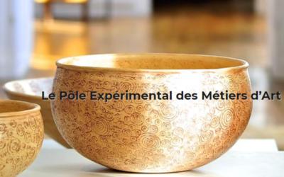 Le Pôle Expérimental des Métiers d'Art de Nontron